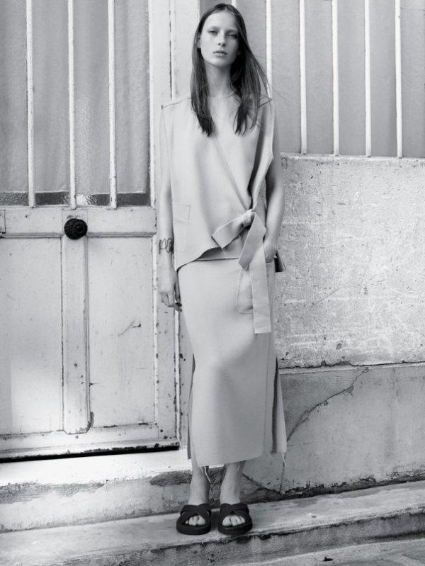 Julia Bergshoeff By Karim Sadli For The New York Times T Style Magazine November 2014 (8)