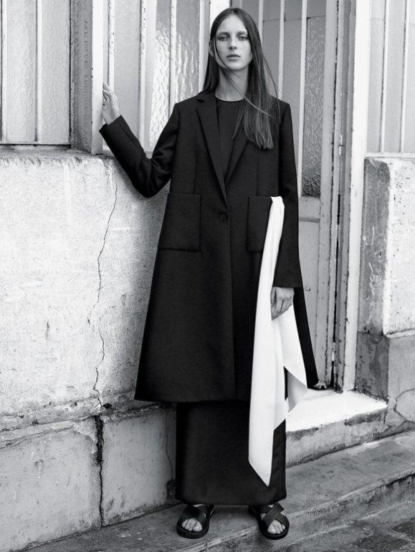 Julia Bergshoeff By Karim Sadli For The New York Times T Style Magazine November 2014 (9)