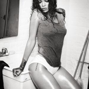 Rihanna for British Esquire December 2014