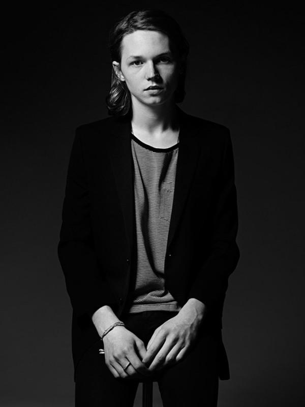 Saint Laurent Permanent Collection 2014, Jack Kilmer, Hedi Slimane, Aaron de Mey (6)