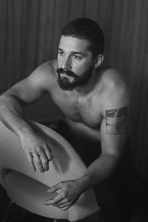 Shia LeBeouf by Craig McDean For Interview Magazine (3)
