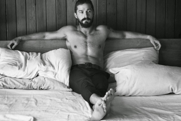 Shia LeBeouf by Craig McDean For Interview Magazine (4)