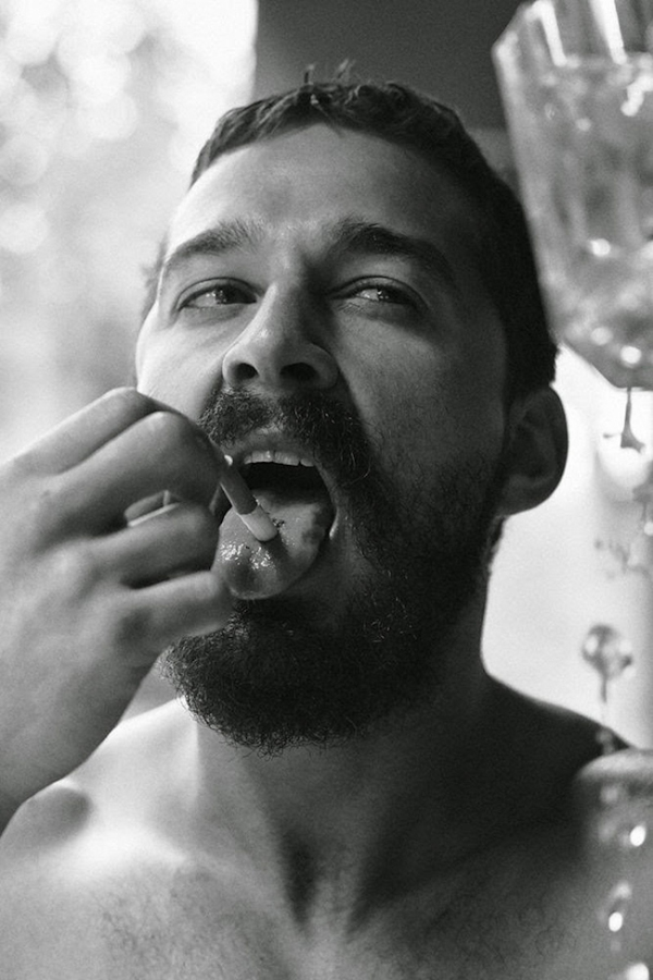 Shia LeBeouf by Craig McDean For Interview Magazine (7)