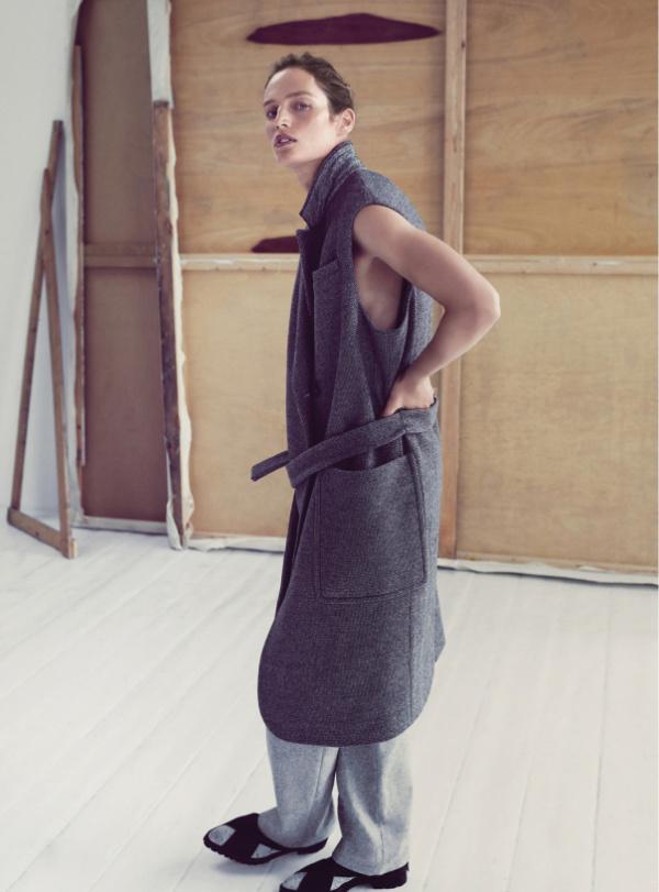 Vivien Solari For Rika Magazine Fall-Winter 2014 (1)