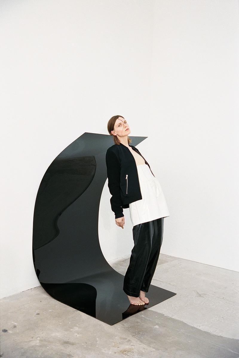Maria Loks By HART+LESHKINA For Wallpaper Magazine Fall-Winter 2014 Mono Ha