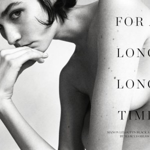 MANON LELOUP BODY PARTS FOR SCANDINAVIA SSAW SPRING-SUMMER 2015