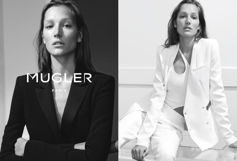 Mugler Spring-Summer 2015 Ad Campaign
