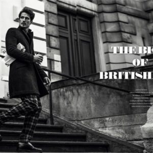 THE BEST OF BRITISHNESS: SAM WEBB BY OLI KEARON FOR ESQUIRE