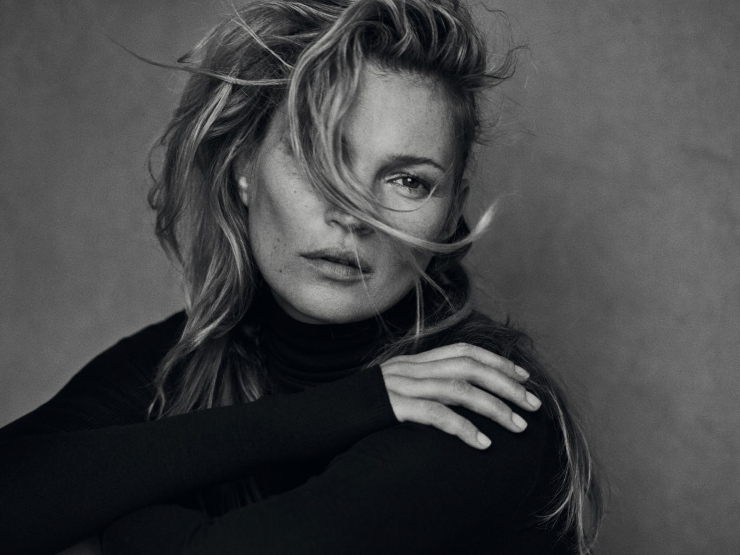 Kate Moss By Peter Lindbergh For Vogue Italia January 2015 (12)