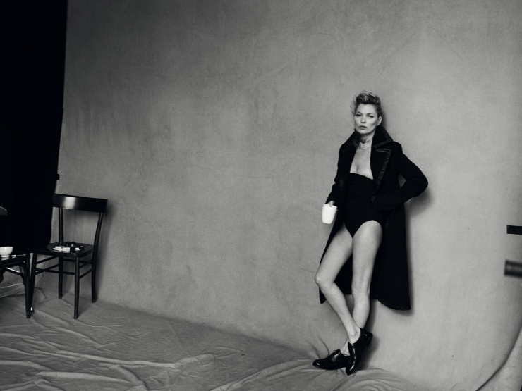 Kate Moss By Peter Lindbergh For Vogue Italia January 2015 (15)