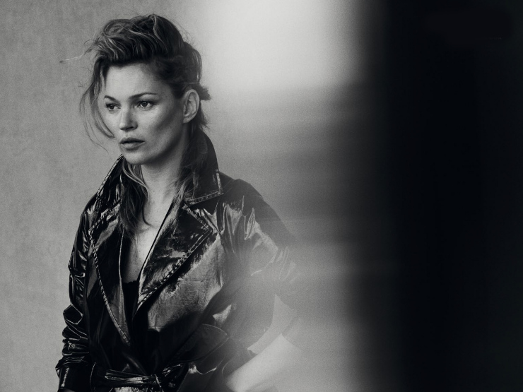 Kate Moss By Peter Lindbergh For Vogue Italia January 2015 (5)