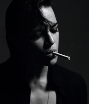 MICHELLE RODRIGUEZ BY GREGORY HARRIS FOR INTERVIEW MAGAZINE FEBRUARY 2015