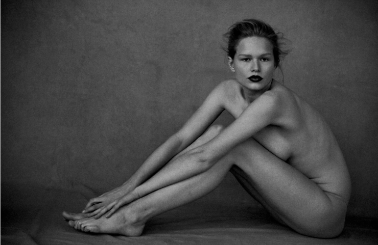 Anna Ewers By Peter Lindbergh For Vogue Germany March 2015 (8)