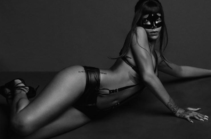 Rihanna Another Magazine Spring-Summer 2015, Inez van Lamsweerde & Vinoodh Matadin (1)