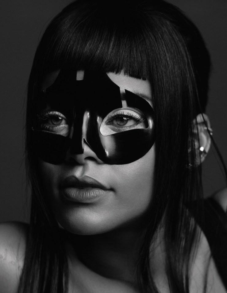 Rihanna Another Magazine Spring-Summer 2015, Inez van Lamsweerde & Vinoodh Matadin (2)