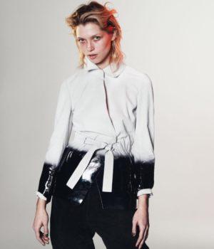 Studio Vogue By David Sims For Vogue Paris February 2015