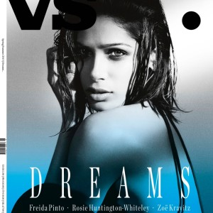 6 CELEBRITY DREAMS COVERS OF VS. MAGAZINE SPRING-SUMMER 2015
