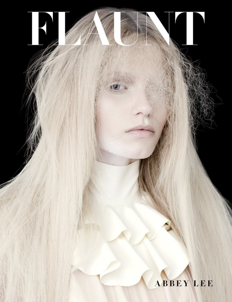 Abbey Lee Kershaw For Flaunt Magazine February 2015 (10)