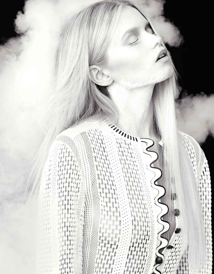 Abbey Lee Kershaw For Flaunt Magazine February 2015 (5)