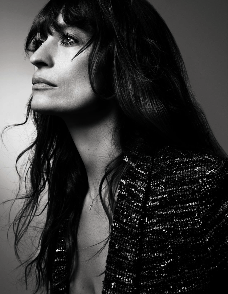 Caroline de Maigret Covers L'Officiel Mexico March 2015 Anniversary Issue (7)