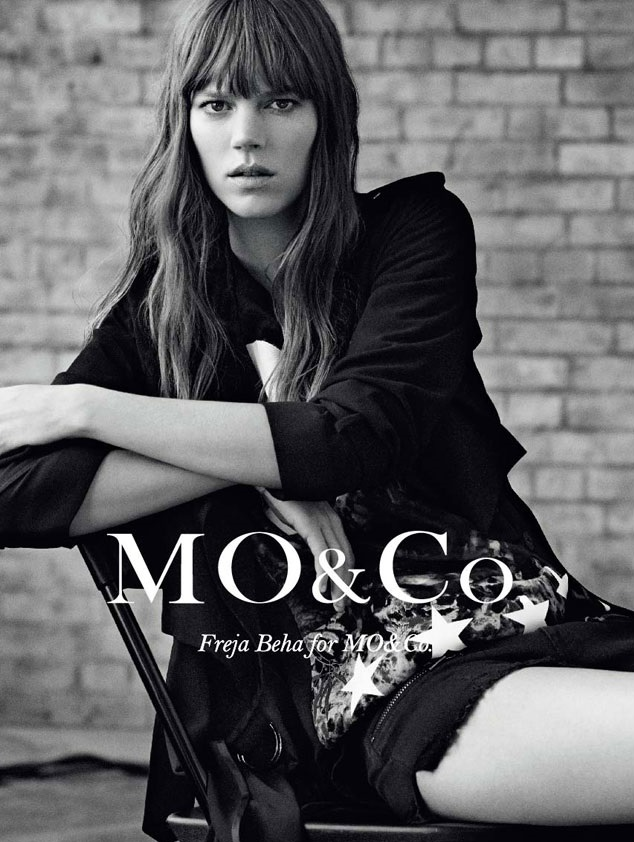 Freja Beha Erichsen For MO & Co. Spring 2015 Ad Campaign + Video (1)