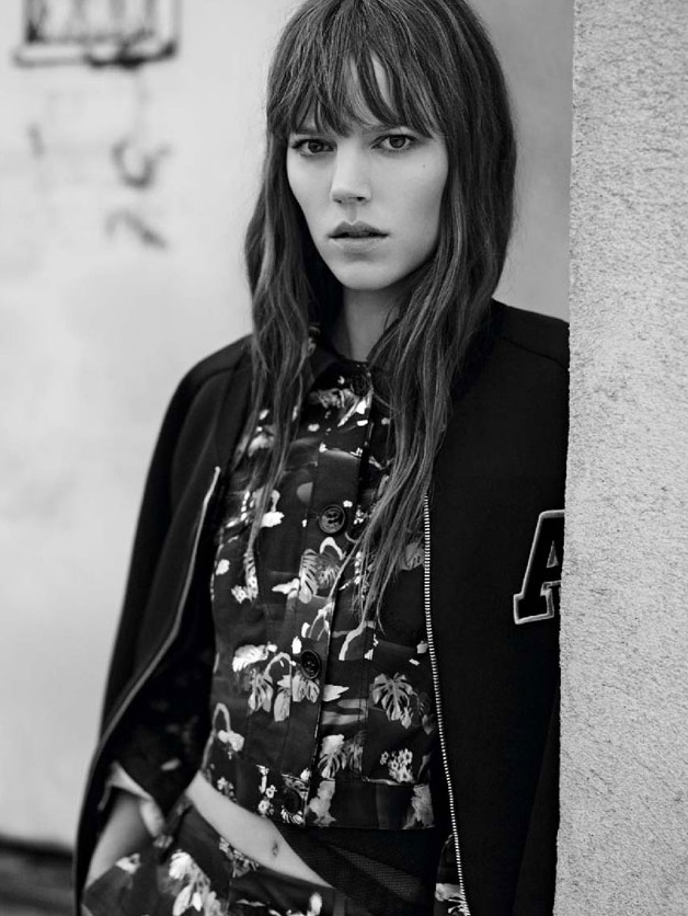 Freja Beha Erichsen For MO & Co. Spring 2015 Ad Campaign + Video (4)