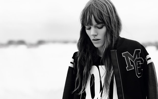 Freja Beha Erichsen For MO & Co. Spring 2015 Ad Campaign + Video (6)