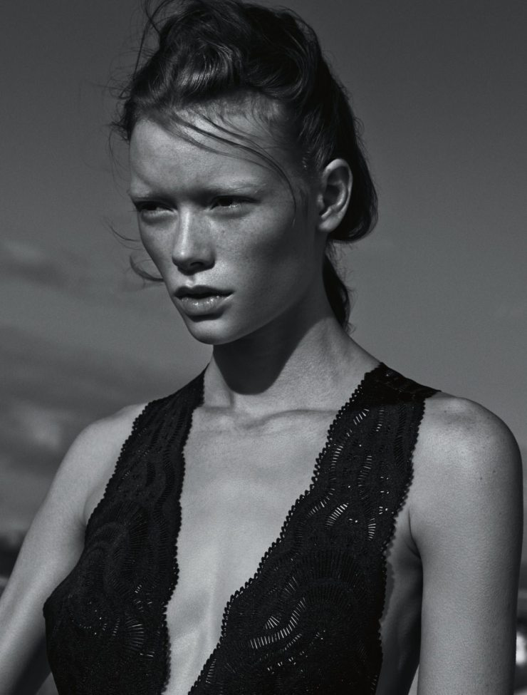 Julia Hafstrom By Txema Yeste For Numero March 2015 (1)