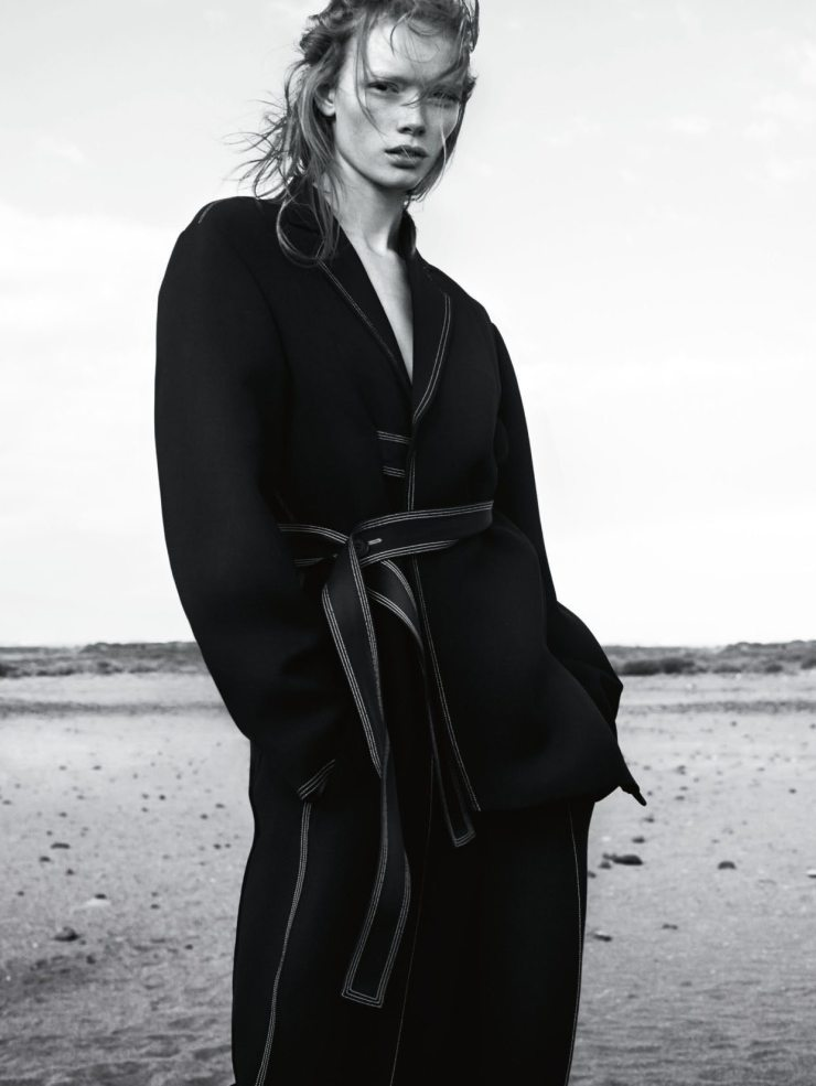 Julia Hafstrom By Txema Yeste For Numero March 2015 (7)