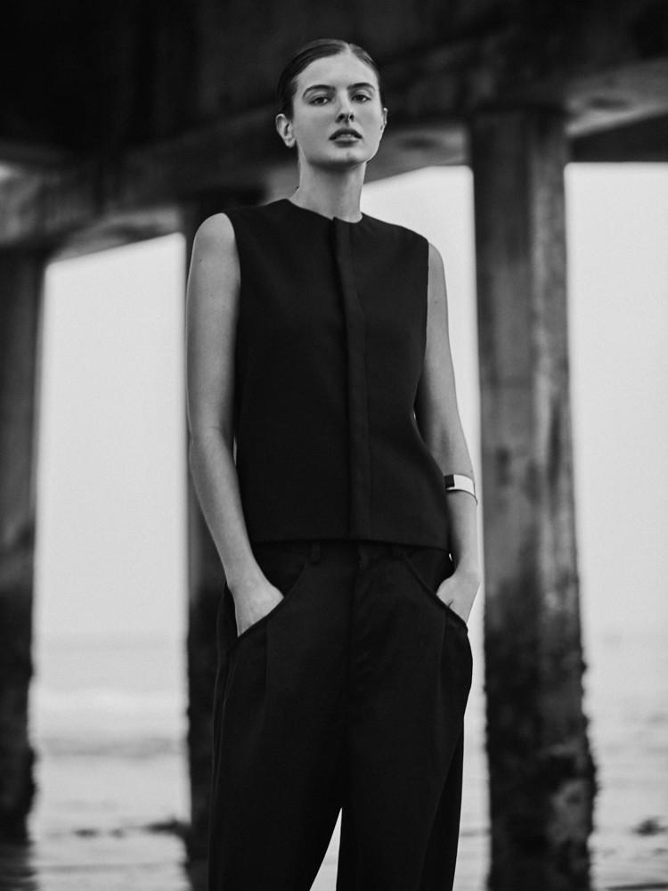 Sasha Valarino By Yoshino For The Laterals March 2015 (1)