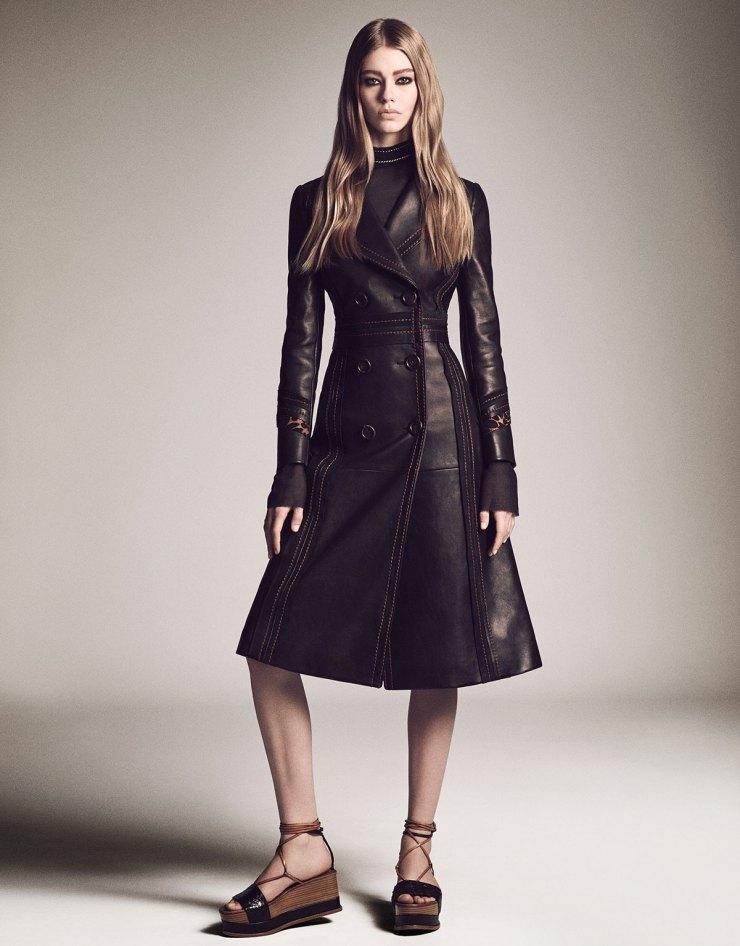 Ondria Hardin by Luigi Murenu & Iango Henzi for Vogue Japan April 2015