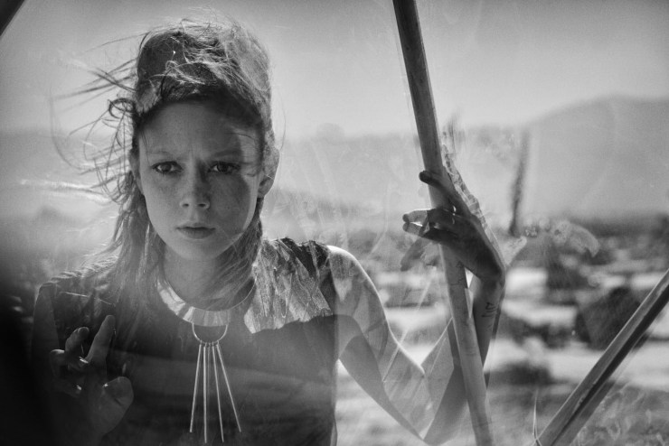 W Magazine March 2015 Apocalypse Now, Sasha Pivovarova, Natalie Westling, Peter Lindbergh (7)