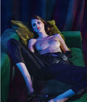 OBSCURE OBJECT OF DESIRE BY SEBASTIAN KIM FOR VANITY FAIR FRANCE MARCH 2015
