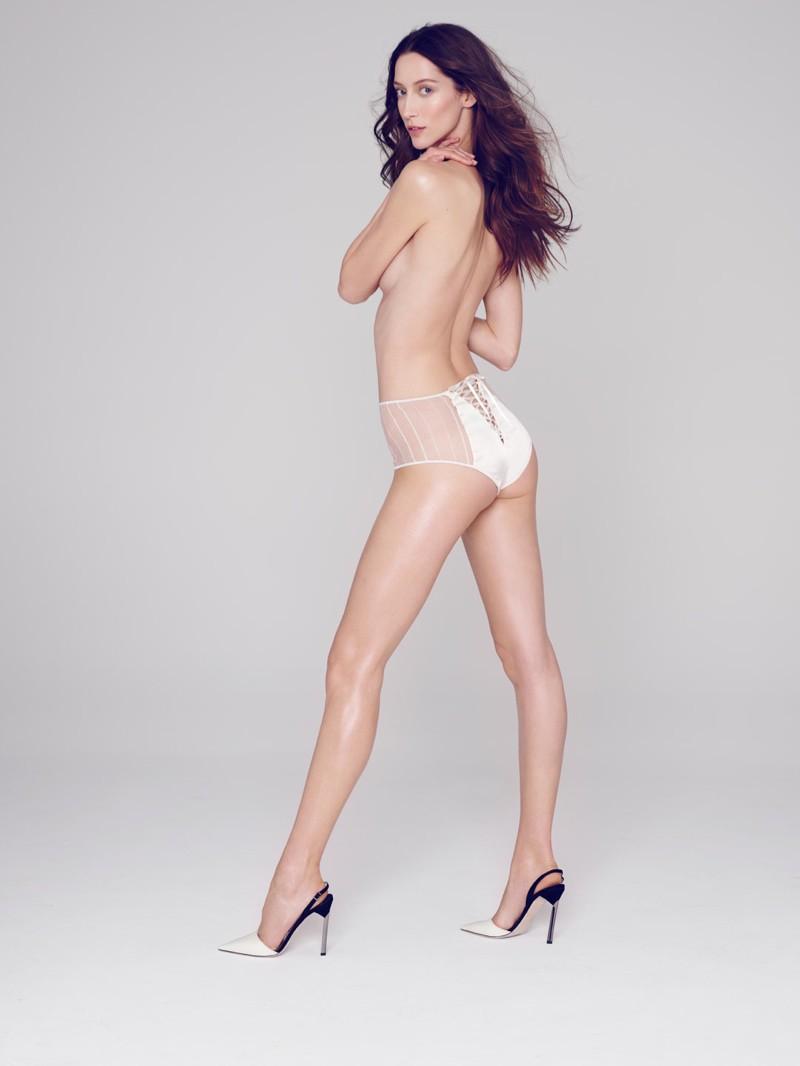 Alana Zimmer By Diego Uchitel For El Pais Semanal Beauty Editorial (3)