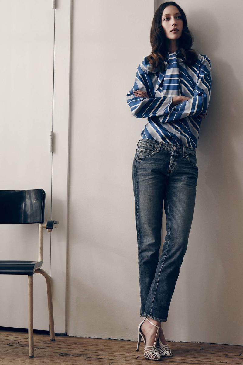 Alana Zimmer, The Line Spring-Summer 2015 - For the Love of Denim (6)