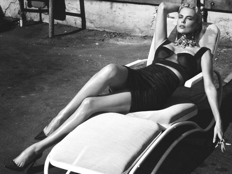 Charlize Theron By Mert Alas Marcus Piggott For W Magazine May 2015 (2)