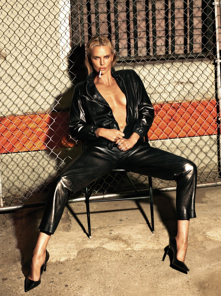 Charlize Theron By Mert Alas Marcus Piggott For W Magazine May 2015 (6)