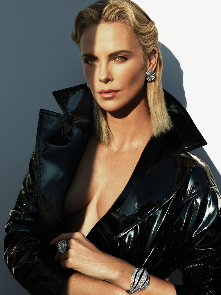 Charlize Theron By Mert Alas Marcus Piggott For W Magazine May 2015 (8)