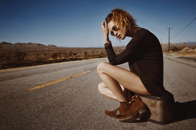 Erin Wasson By Hugh Lippe For So It Goes Magazine Spring ...