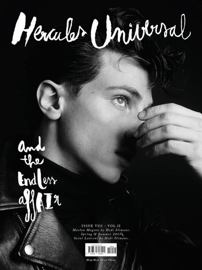 Hercules Magazine Spring-Summer 2015 Covers, Jeremy Irvine, Alessio Pozzi, Austin Scoggin (2)
