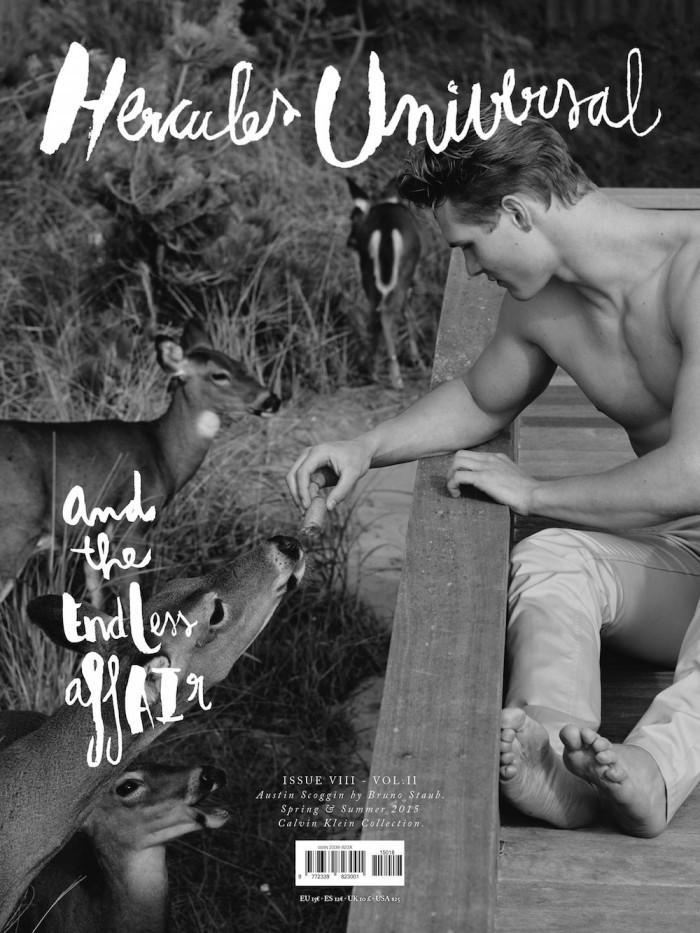 Hercules Magazine Spring-Summer 2015 Covers, Jeremy Irvine, Alessio Pozzi, Austin Scoggin (3)
