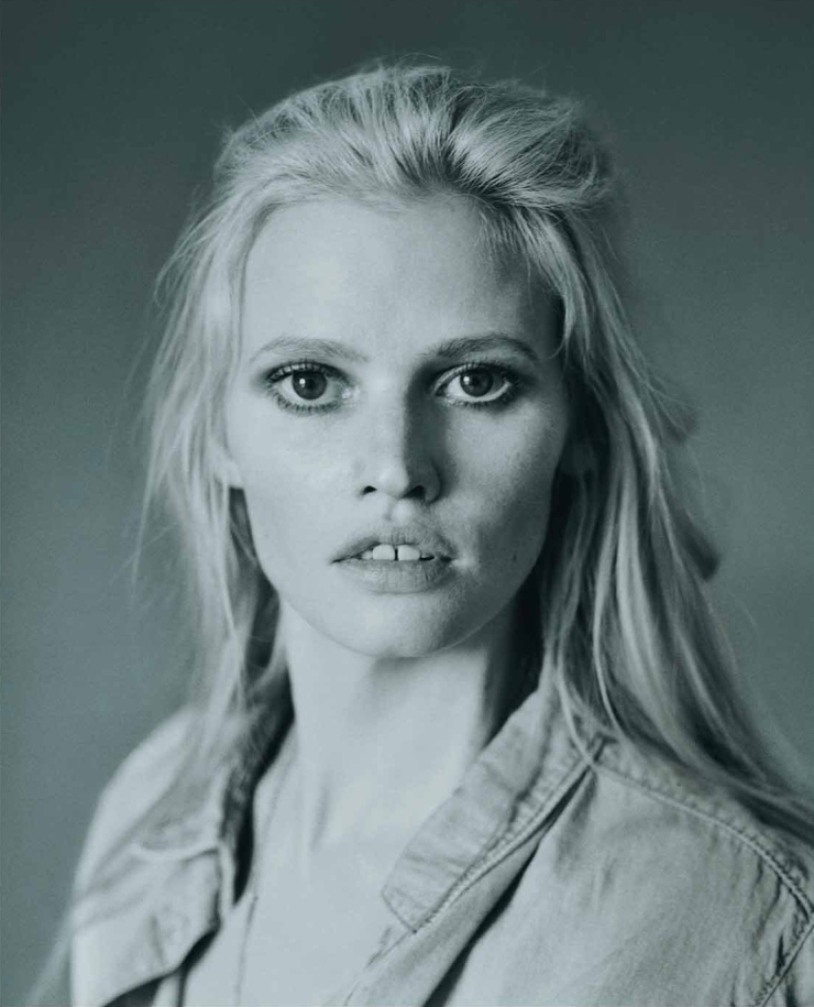 Lara Stone By Elina Kechicheva For Marie Claire France May 2015 (10)