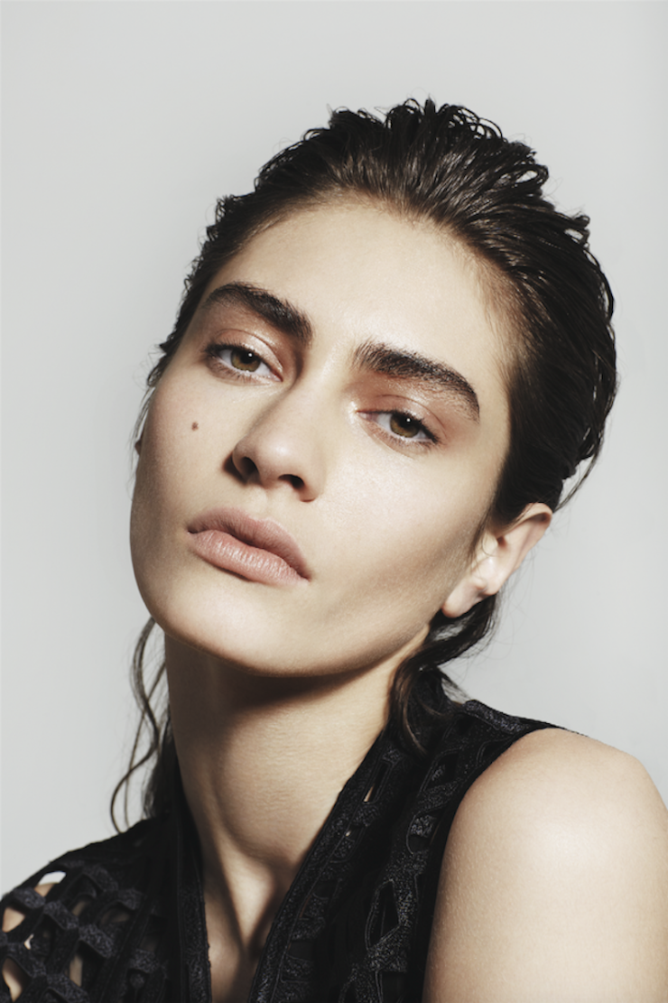 Marine Deleeuw By Christopher Ferguson For L'Officiel Mexico April 2015 (1)