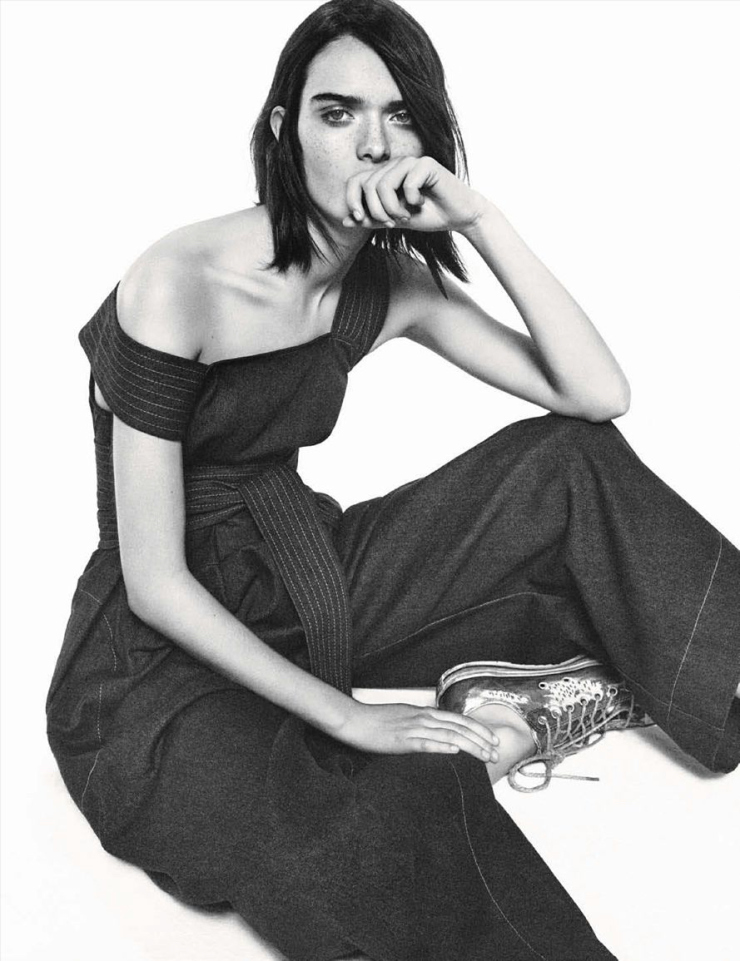 Sam Rollinson By Nick Dorey For Vogue Germany May 2015 (5)