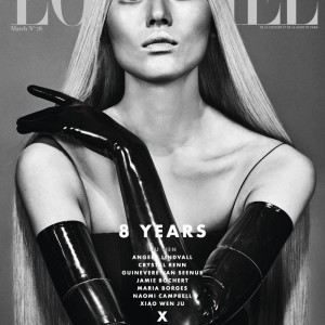 L'OFFICIEL SINGAPORE'S 8th ANNIVERSARY ISSUE COVERS BY STEVEN KLEIN