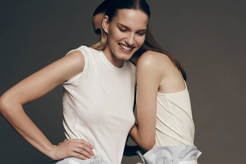 The Line Spring-Summer 2015 Sleep, Lounge, Live Classic Nightwear for a Modern Life (1)