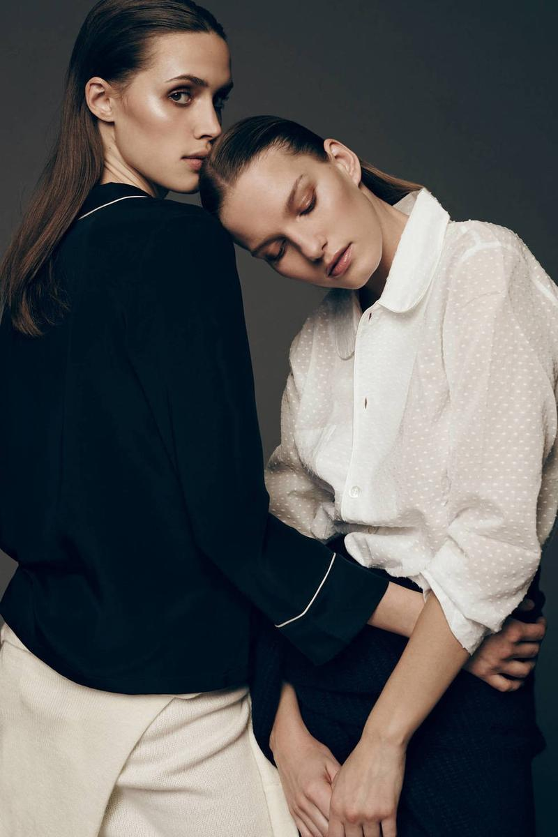 The Line Spring-Summer 2015 Sleep, Lounge, Live Classic Nightwear for a Modern Life (4)