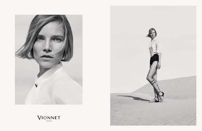 VIONNET SPRING-SUMMER 2015 AD CAMPAIGN (5)