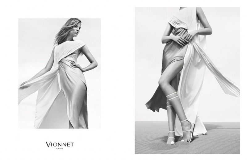 VIONNET SPRING-SUMMER 2015 AD CAMPAIGN (8)