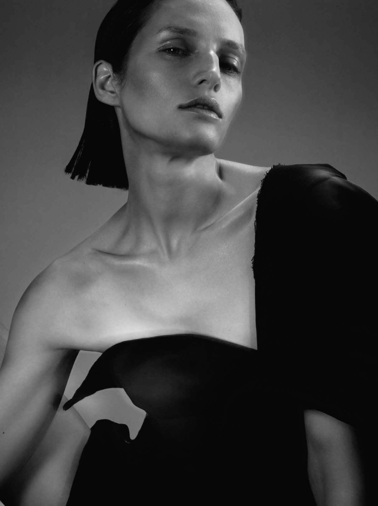 Vivien Solari By Benjamin Lennox For L'Express Styles April 2015 (10)